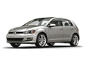 New Volkswagen Golf in Pompano Beach