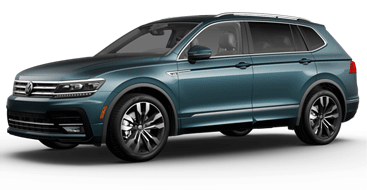 New Volkswagen Tiguan in Pompano Beach
